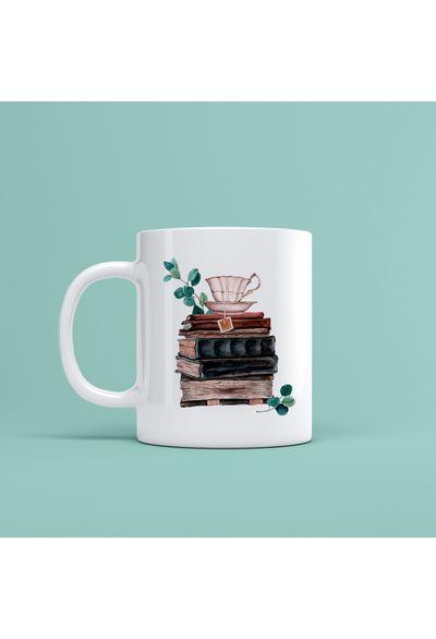 Caneca---Livros-e-Cha